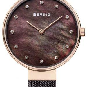 Bering Classic 12034-265 Kello Ruskea / Teräs