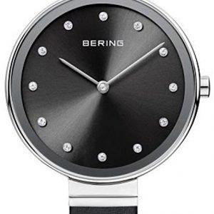 Bering Classic 12034-602 Kello Musta / Nahka