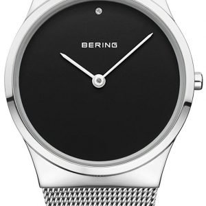 Bering Classic 12130-002 Kello Musta / Teräs
