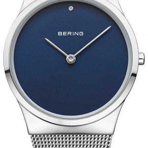 Bering Classic 12130-007 Kello Sininen / Teräs