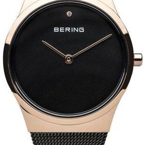 Bering Classic 12130-166 Kello Musta / Teräs