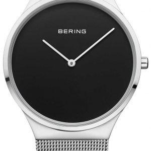 Bering Classic 12138-002 Kello Musta / Teräs