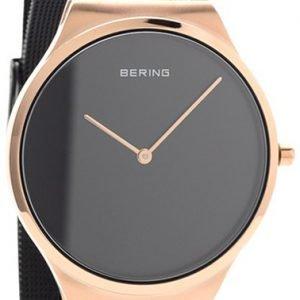Bering Classic 12138-166 Kello Musta / Teräs