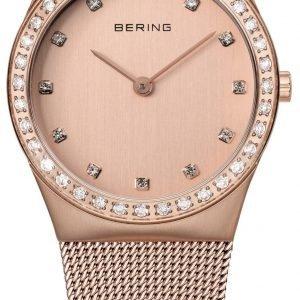 Bering Classic 12430-366 Kello Punakultaa / Punakultasävyinen