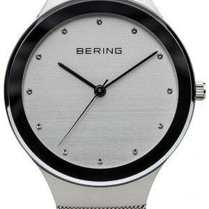 Bering Classic 12934-000 Kello Hopea / Teräs