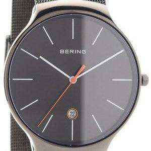 Bering Classic 13338-077 Kello Musta / Teräs