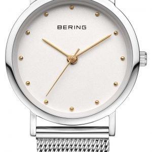 Bering Classic 13426-001 Kello Valkoinen / Teräs