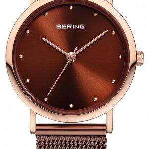 Bering Classic 13426-265 Kello Ruskea / Teräs