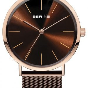 Bering Classic 13436-265 Kello Ruskea / Teräs