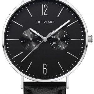 Bering Classic 14240-402 Kello Musta / Nahka