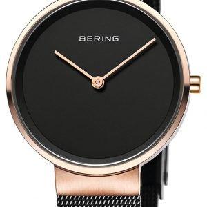 Bering Classic 14531-166 Kello Musta / Teräs