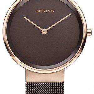 Bering Classic 14531-262 Kello Ruskea / Teräs