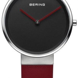 Bering Classic 14531-642 Kello Musta / Nahka