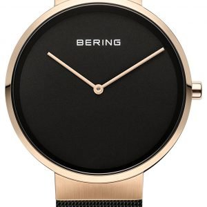 Bering Classic 14539-166 Kello Musta / Teräs