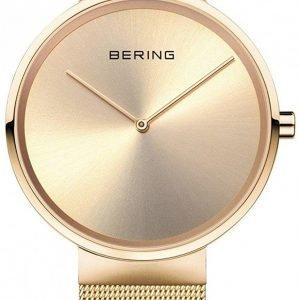 Bering Classic 14539-333 Kello Kullattu / Kullansävytetty