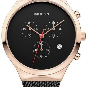 Bering Classic 14736-166 Kello Musta / Teräs