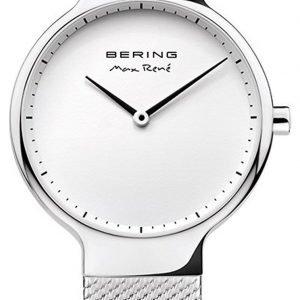 Bering Max Rene 15531-004 Kello Valkoinen / Teräs