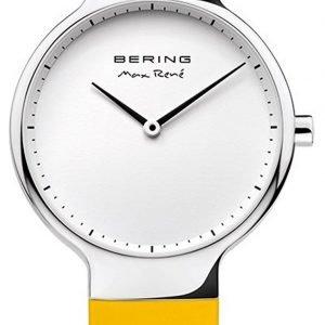 Bering Max Rene 15531-600 Kello Valkoinen / Kumi
