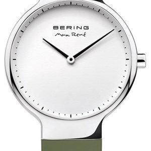 Bering Max Rene 15531-800 Kello Valkoinen / Kumi