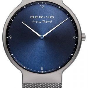 Bering Max Rene 15540-077 Kello Sininen / Titaani