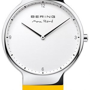 Bering Max Rene 15540-600 Kello Valkoinen / Kumi
