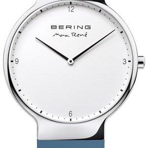Bering Max Rene 15540-700 Kello Valkoinen / Kumi