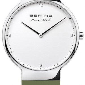Bering Max Rene 15540-800 Kello Valkoinen / Kumi
