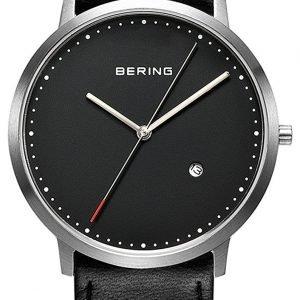 Bering Slim 11139-402 Kello Musta / Nahka