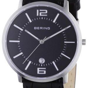 Bering Slim 11139-409 Kello Musta / Nahka