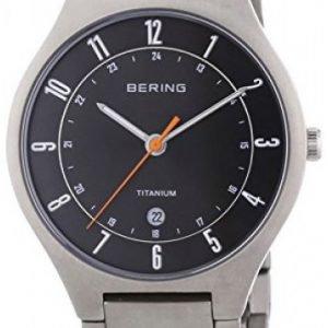 Bering Titanium 11739-772 Kello Harmaa / Titaani