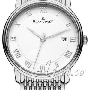 Blancpain Villeret 6651-1127-Mmb Kello Valkoinen / Teräs