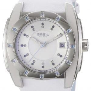 Breil Bw0520 Kello Valkoinen / Nahka