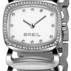 Breil Dress Tw1231 Kello Valkoinen / Teräs