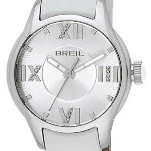 Breil Globe Tw0779 Kello Hopea / Nahka