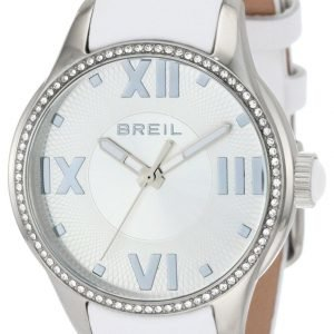 Breil Globe Tw0781 Kello Valkoinen / Nahka