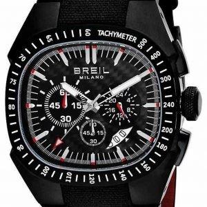Breil Milano Bw0307 Kello Musta / Tekstiili