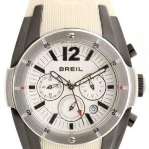 Breil Sport Bw0235 Kello Valkoinen / Kumi