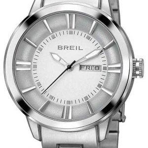 Breil Tw1167 Kello Valkoinen / Teräs