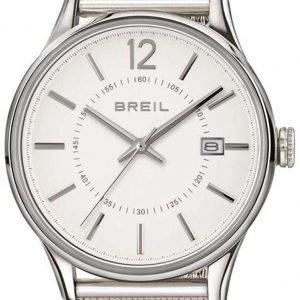 Breil Tw1561 Kello Valkoinen / Teräs