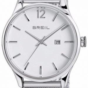 Breil Tw1567 Kello Valkoinen / Teräs
