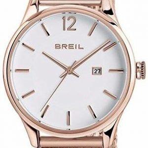 Breil Tw1568 Kello Valkoinen / Punakultasävyinen