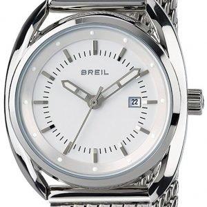 Breil Tw1636 Kello Valkoinen / Teräs