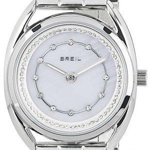Breil Tw1650 Kello Valkoinen / Teräs