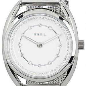 Breil Tw1652 Kello Valkoinen / Teräs