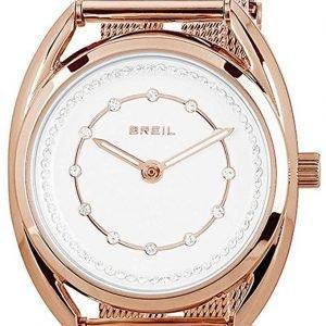 Breil Tw1653 Kello Valkoinen / Punakultasävyinen