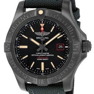 Breitling Avenger Blackbird 44 V1731110-Bd74-109w-M20basa.1 Kello