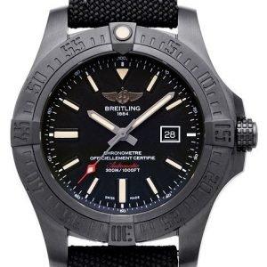 Breitling Avenger Blackbird V1731010-Bd12-100w-M20basa.1 Kello