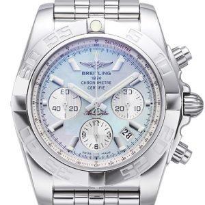 Breitling Chronomat 44 Ab011012-G685-375a Kello