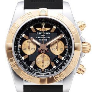 Breitling Chronomat 44 Cb011012-B968-200s-A20d.2 Kello