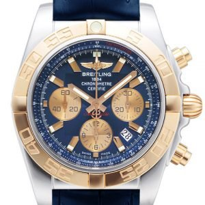 Breitling Chronomat 44 Cb011012-C790-731p-A20ba.1 Kello